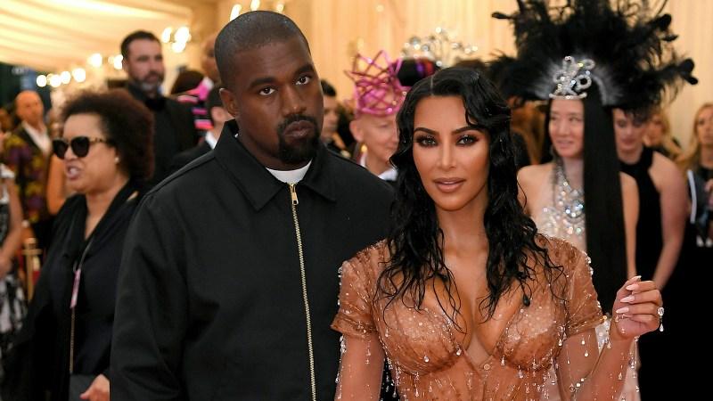 Flipboard: Kim Kardashian Drips in Jewels at the 2019 Met ...