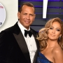 Alex Rodriguez Jennifer Lopez Hang Out Marc Anthony