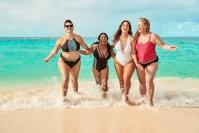 Ashley Graham Curves Bikini Shoot