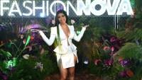 Cardi B at Fashion Nova Party