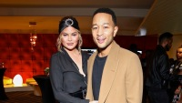 "Chrissy Teigen and John Legend attend Universal ""US"" First Screening Los Angeles"