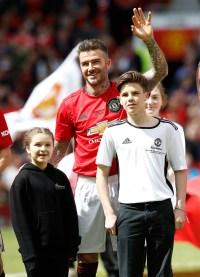 David Victoria Beckham Kids Harper Cruz