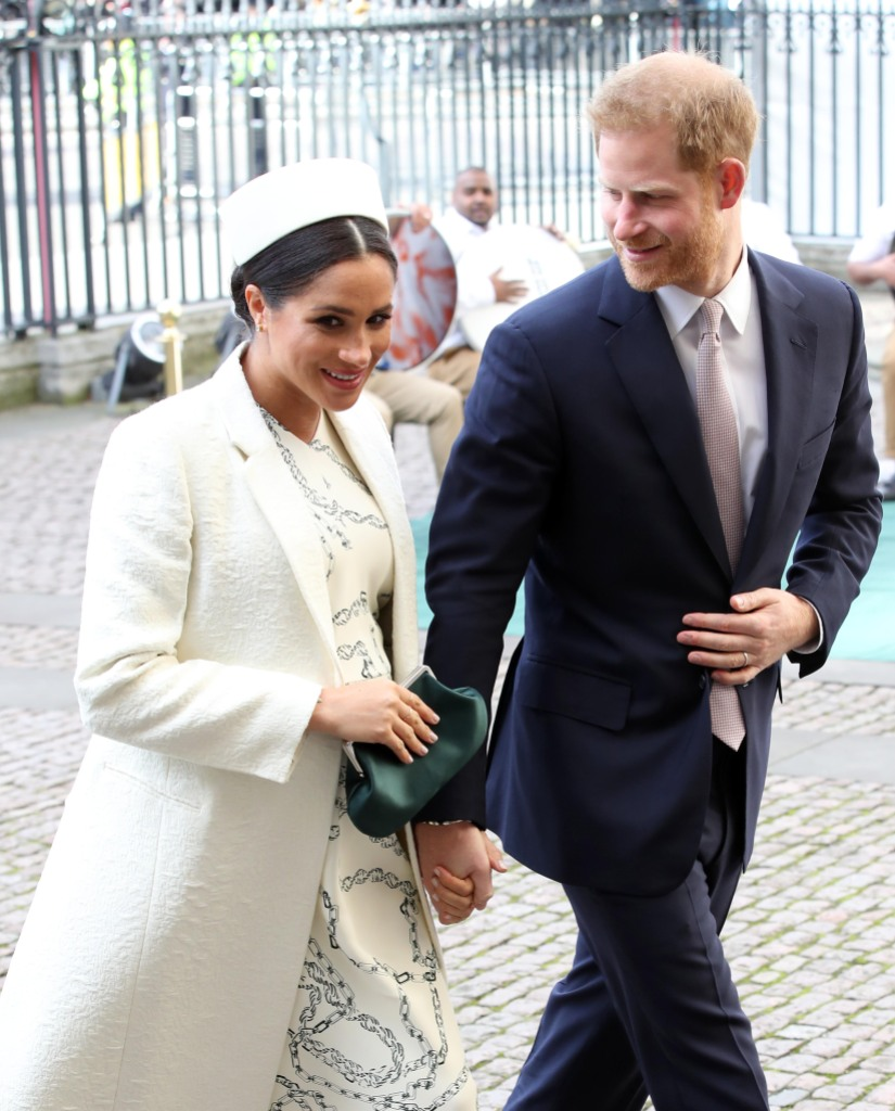 Meghan Markle Prince Harry baby news royal baby arrival royal birth