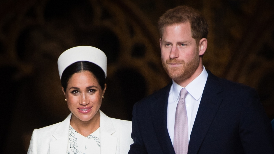 Meghan Markle Prince Harry labor baby pregnant due date