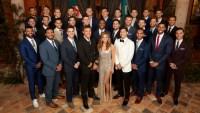 Bachelorette contestants DUSTIN, DARON, BRIAN, PETER, HANNAH BROWN, DYLAN, HUNTER, MIKE, CONNOR J. (MIDDLE) JOEY , CAM, DEVIN, TYLER G., MATTEO, JOE, JONATHAN, MATTHEW, JED, RYAN, CHASEN (BACK) THOMAS, CONNOR S., JOHN PAUL JONES, KEVIN, MATT D., TYLER C., GARRETT, GRANT, LUKE P., LUKE S.