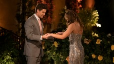 Garrett on The Bachelorette with Hannah Brown