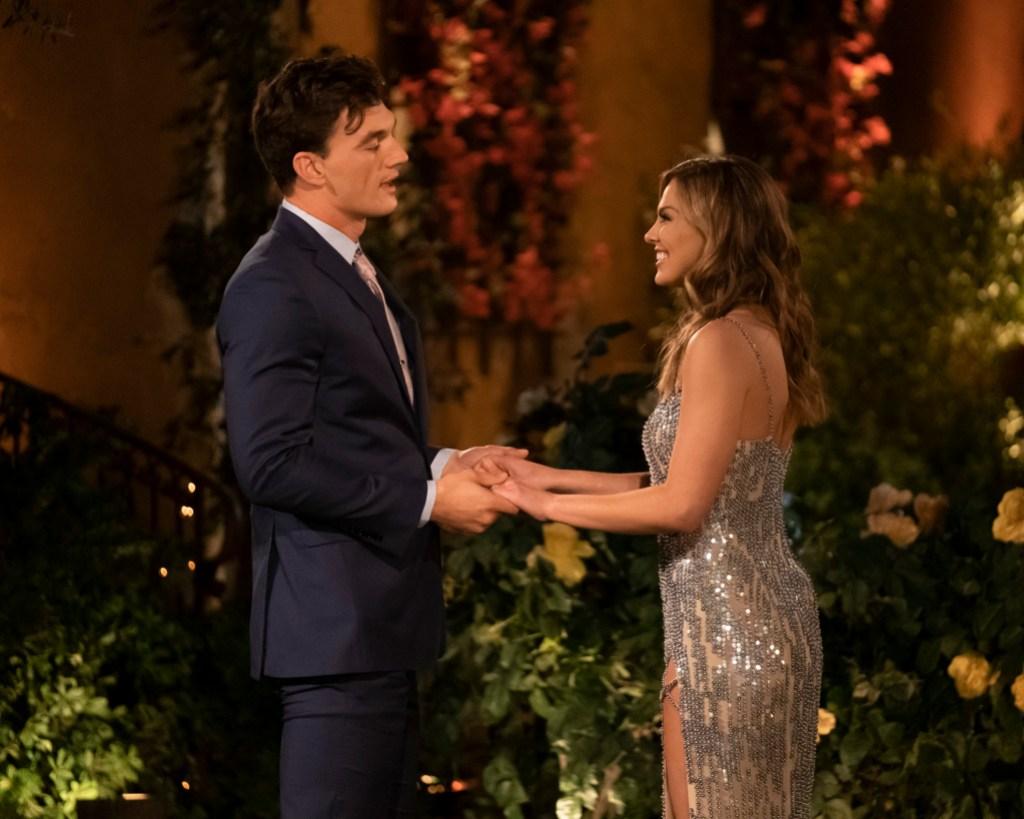 Hannah Brown Tyler C. bachelorette spoilers engagement final rose bachelor