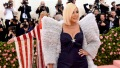 Kris Jenner blonde hair 2019 met gala