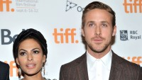 Ryan Gosling Eva Mendes kids baby no 3 baby boy daughters relationship