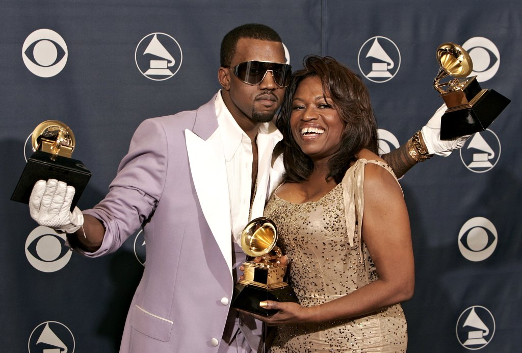 Kanye West Donda West mom death cosmetic surgery