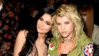 Kylie Jenner Sofia Richie friendship kylieskin pr box relationship scott disick