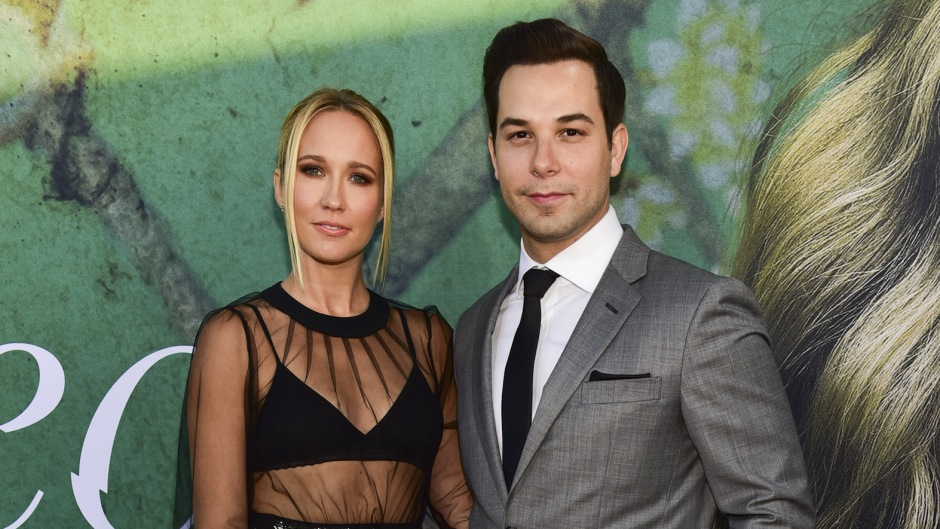 Skylar Astin dating apps divorce Anna Camp relationship update