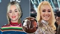 Gwen Stefani Katy Perry Friendly Met Gala