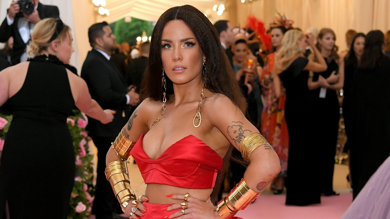 Halsey Stunned at Her First-Ever Met Gala Appearance — See What the Singer Wore!