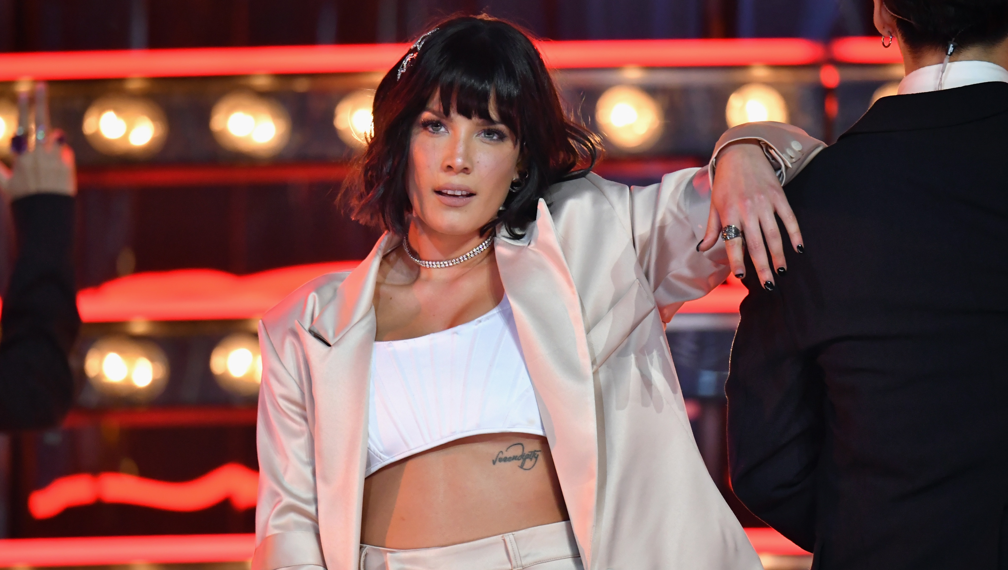 Halsey Announces 'Two Intimate Performances' at Webster Hall in NYC Coming Soon