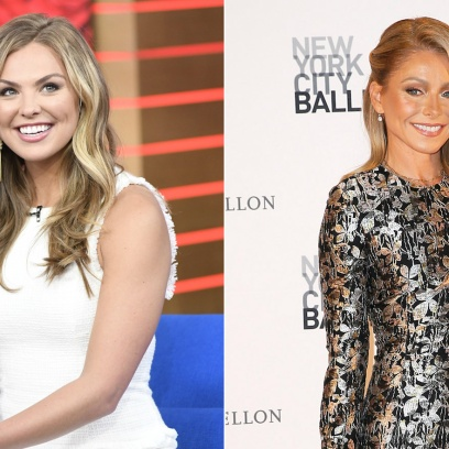 Hannah Brown Kelly Ripa bachelor feud mike fleiss bachelor franchise live with kelly and ryan