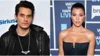 John Mayer Kourtney Kardashian