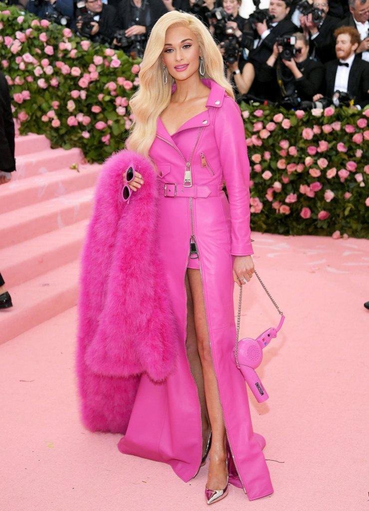 Kacey Musgraves Barbie Girl Met Gala 2019