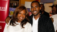 Kanye West Reflects Mom