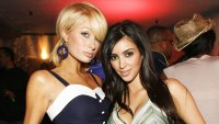 Kim Kardashian Paris Hilton Secret Project