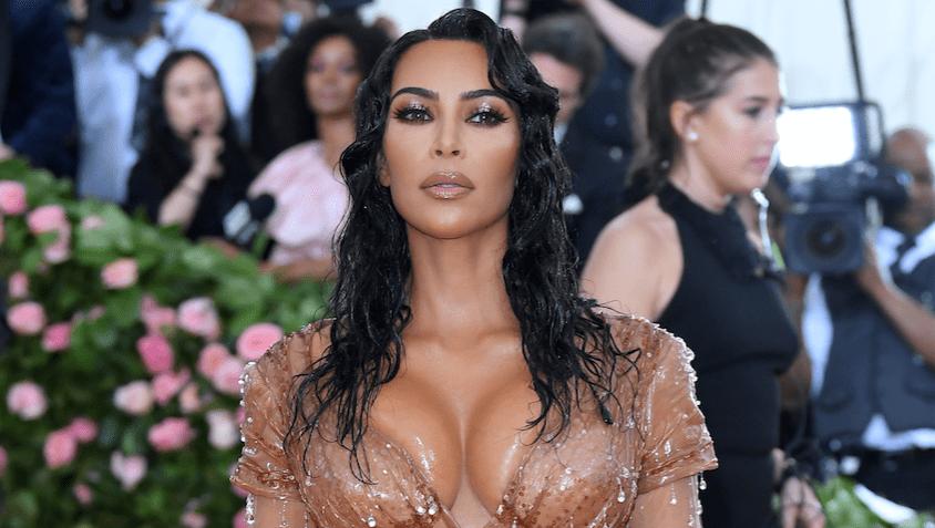 Kim Kardashian, Met Gala 2019