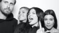 Kourtney Kardashian and Sofia Richie Celebrate Scott Disick's Birthday