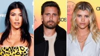 Kourtney Scott Disick Sofia Richie