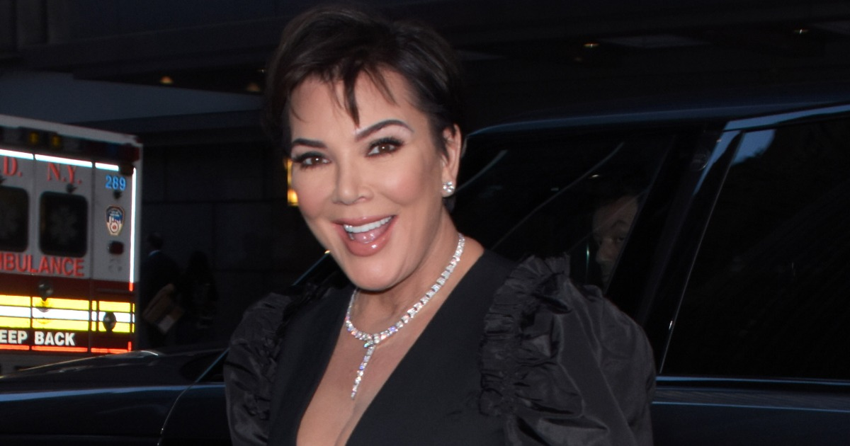 Khloe Kardashian See Through Dress