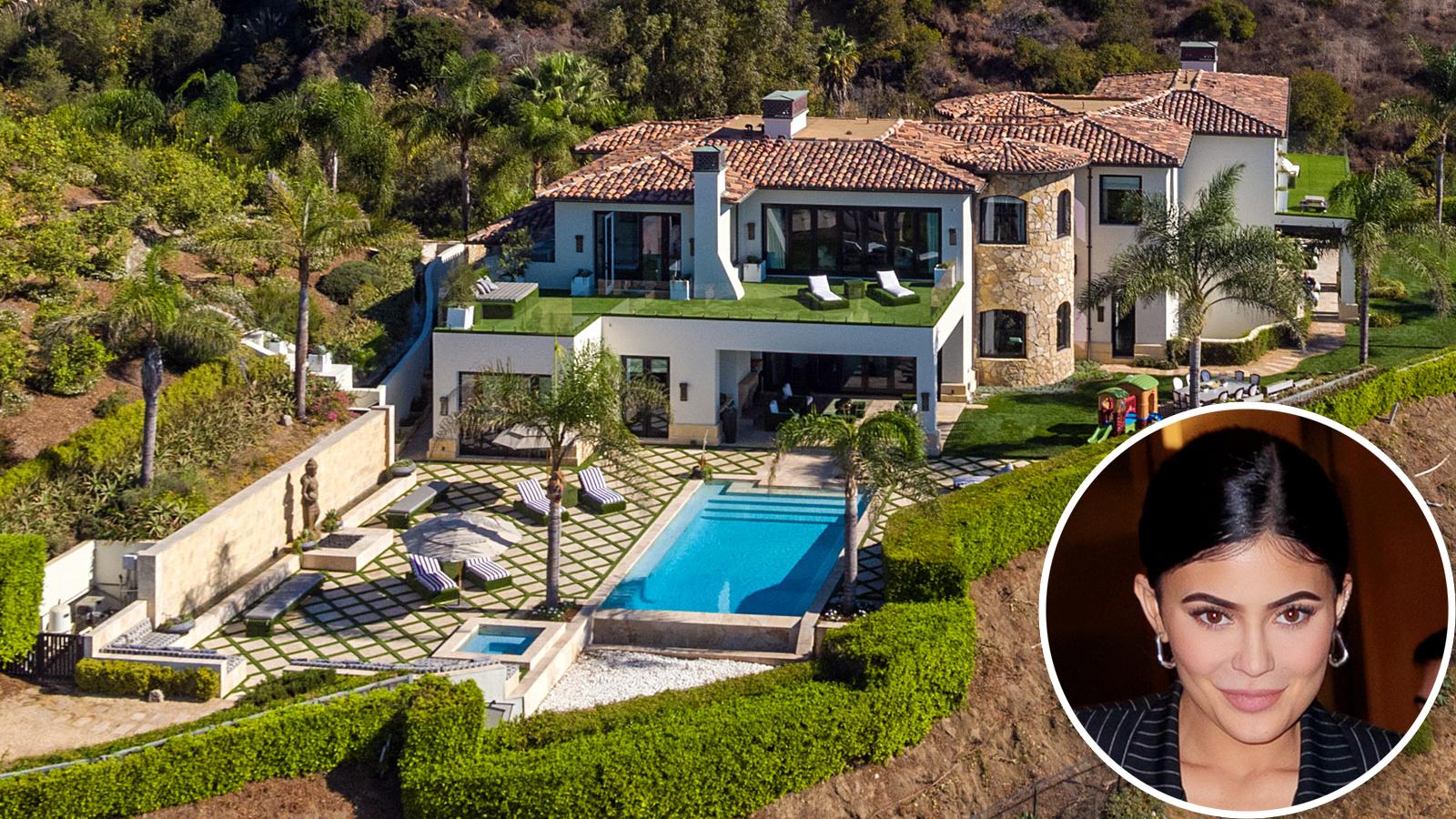 Kylie Jenner's Malibu Mansion: 'KUWTK' Star Pays $450,000 a Month