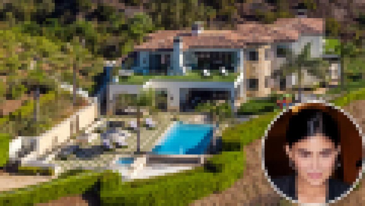 Kylie Jenner Malibu House