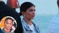 Kylie Jenner Travis Scott Mothers Day Nobu