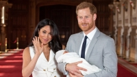 Meghan Markle, Prince Harry, Royal Baby Archie