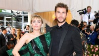 Miley and Liam at the Met Gala