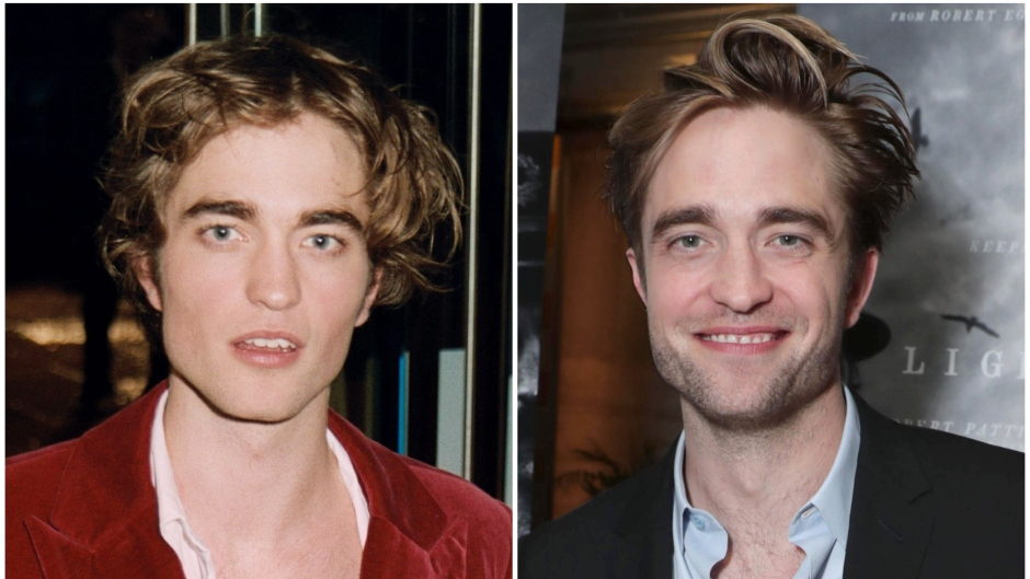 Robert Pattinson Young and Now Transformation Through the Years