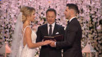 Krystal Nielson and Chris Randone Wedding Bachelor in Paradise