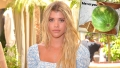 Sofia Richie Goes to Battle With a Watermelon