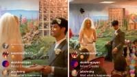Sophie Turner and Joe Jonas Get Married in Vegas on Diplo Instagram