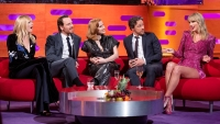 Taylor Swift Sophie Turner Graham Norton Show