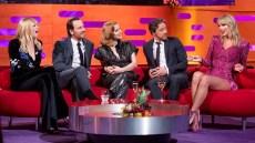 Taylor Swift Sophie Turner Graham Norton Show