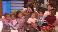 The Kardashian Kids on Ellen