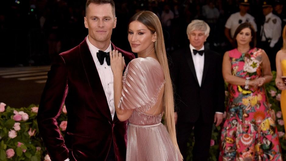 Tom Brady, Gisele Bündchen, 2019 Met Gala