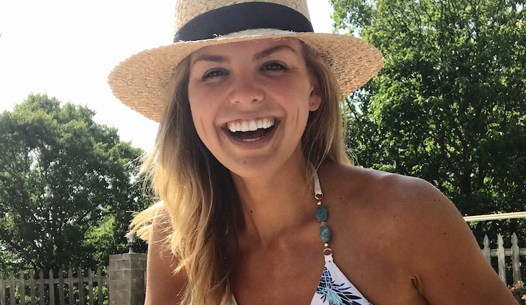 Bachelorette Hannah Brown job living career