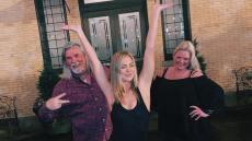 Hannah Brown parents Susanne Robert family bachelorette