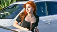 ariel-winter-new-red-hair