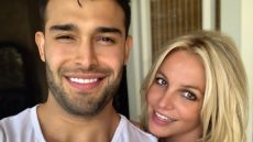 Britney Spears Sam Asghari relationship in love boyfriend