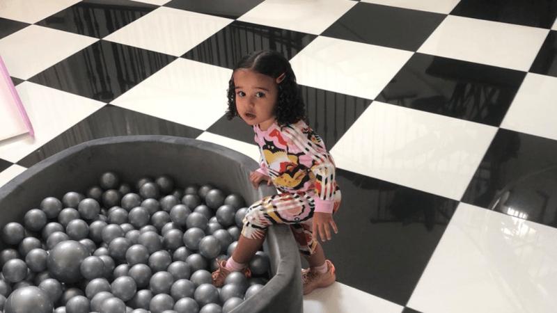 Rob Kardashian Shares Rare, New Photo of His Sweet Daughter Dream: 'LOL Hi'