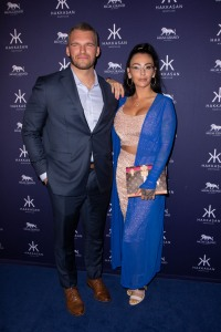 JWoww and Zack Carpinello at Hakkasan Nightclub in Las Vegas