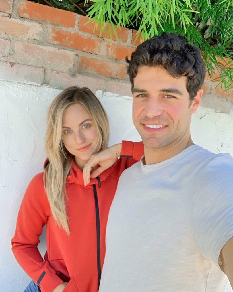 Kendall Long Joe Amabile bachelor in paradise engagement couple relationship