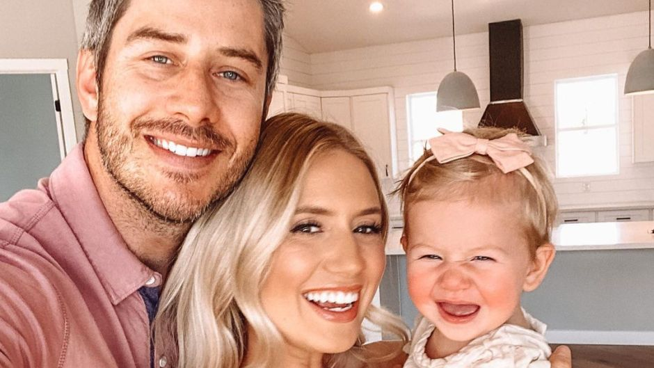 Arie Luyendyk and Lauren Burnham's Daughter Alessi Ren
