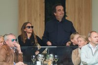 Mary-Kate Olsen Olivier Sarkozy madrid